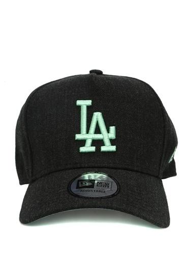 New Era New Era Heather  Nakışlı Erkek Şapka 101583803 Siyah